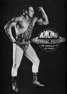 Joe Bonomo himself... How he came to lend his name to a self-improvement course for women has been lost to history.