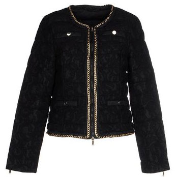 Silvian Heach Down Jacket, $102, available in XS in pink and XXS-M in black