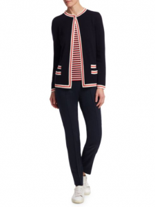 Barbara Lohmann Flo Open Cardigan, Saks Fifth Avenue, $1,190