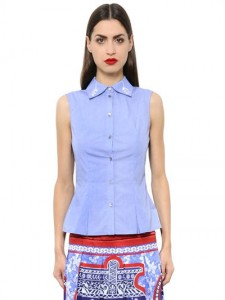 Sturdy blouse