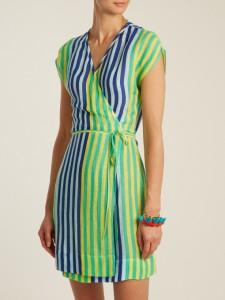 Sturdy linen dress