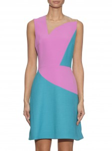 Roksanda Barham Bi-Colour Dress, Matchesfashion, was $1,253, now $322