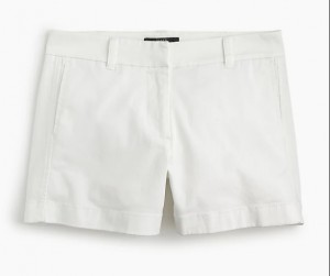 "4"" Stretch Chino Shorts, J.Crew, $45"